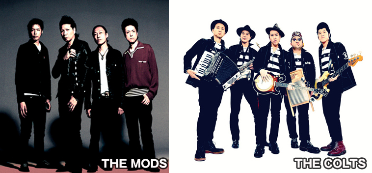 THE MODS×THE COLTS